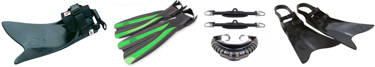 Bellyboot flippers, Bellyboat Fins